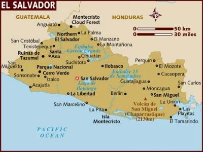 El Salvador, Central America